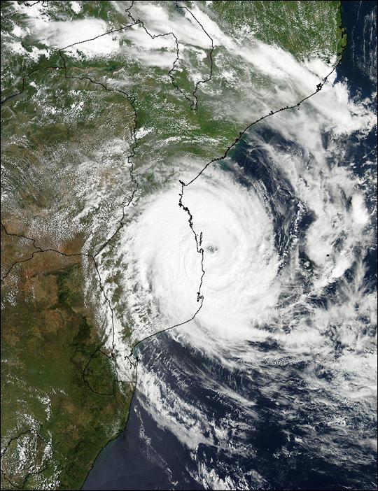 Tropical Cyclone Japhet (19S)