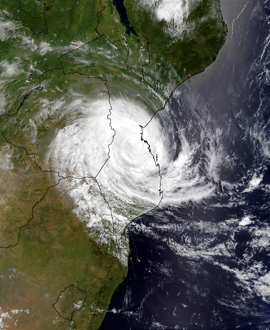Tropical Cyclone Japhet (19S)