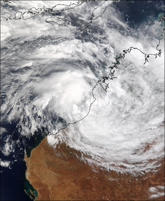 Tropical Cyclone Graham (20S)