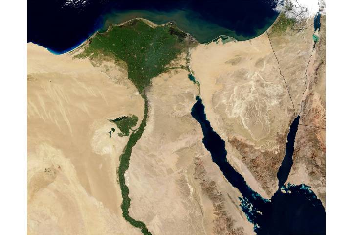 Egypt - selected image