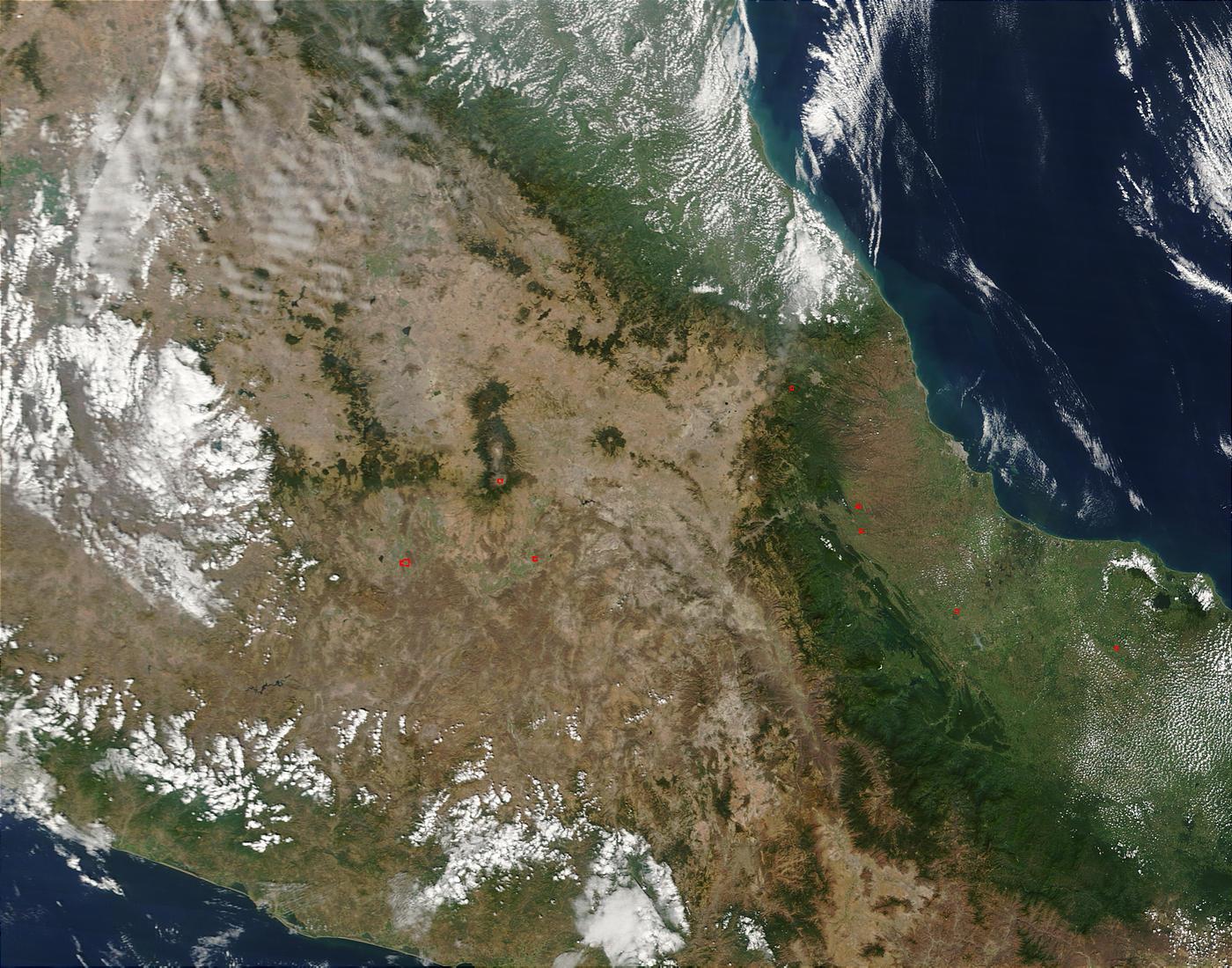 Popocatepetl Volcano, Mexico - related image preview