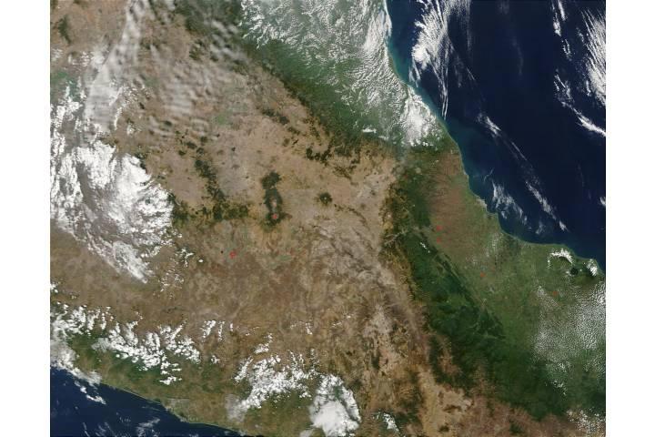 Popocatepetl Volcano, Mexico - selected image