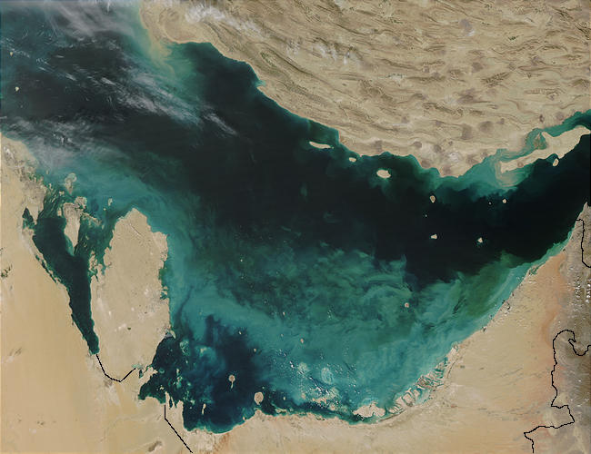 Sediment in the southern Persian Gulf - related image preview