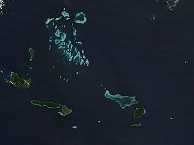 Islands in the Flores Sea, Indonesia - related image preview