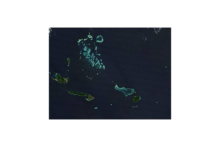 Islands in the Flores Sea, Indonesia - selected image