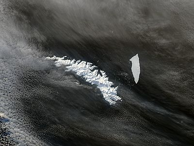 A-38B iceberg off South Georgia - related image preview