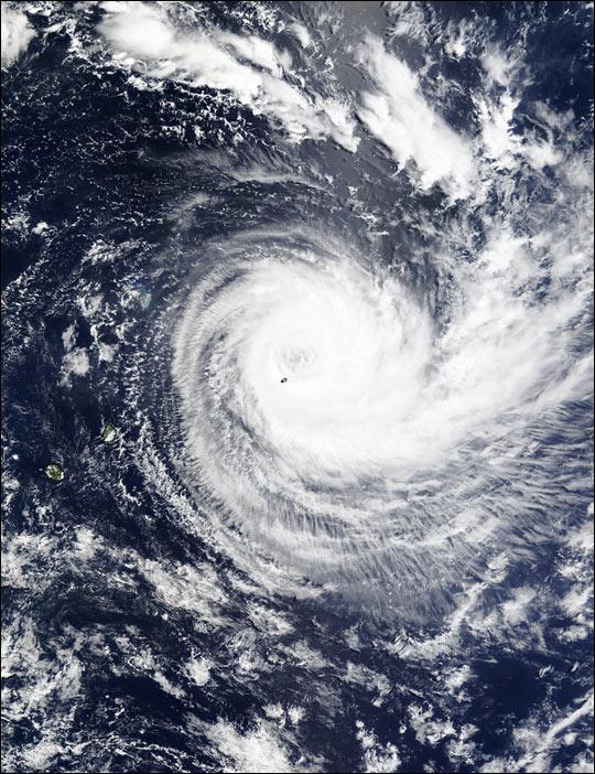 Tropical Cyclone Kalunde