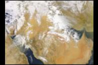 Dust and Smoke over Iraq and the Middle East