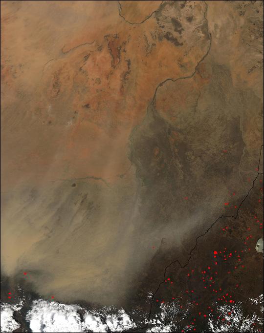 dust storms nasa - photo #24