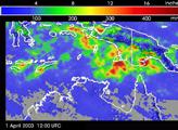 Torrential Rains in Indonesia