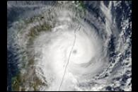 Tropical Cyclone Manou hits Madagascar
