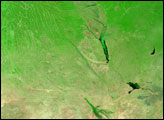 Flooding In Namibia