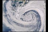 North Pacific Low-Pressure System