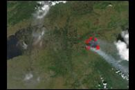 Fires in Alaska