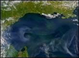 Smoke Across Sea of Okhotsk - selected image