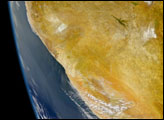 Smoke Transport over Southern Africa