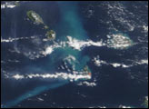 Eruption of Montserrat's Soufriere Hills Volcano