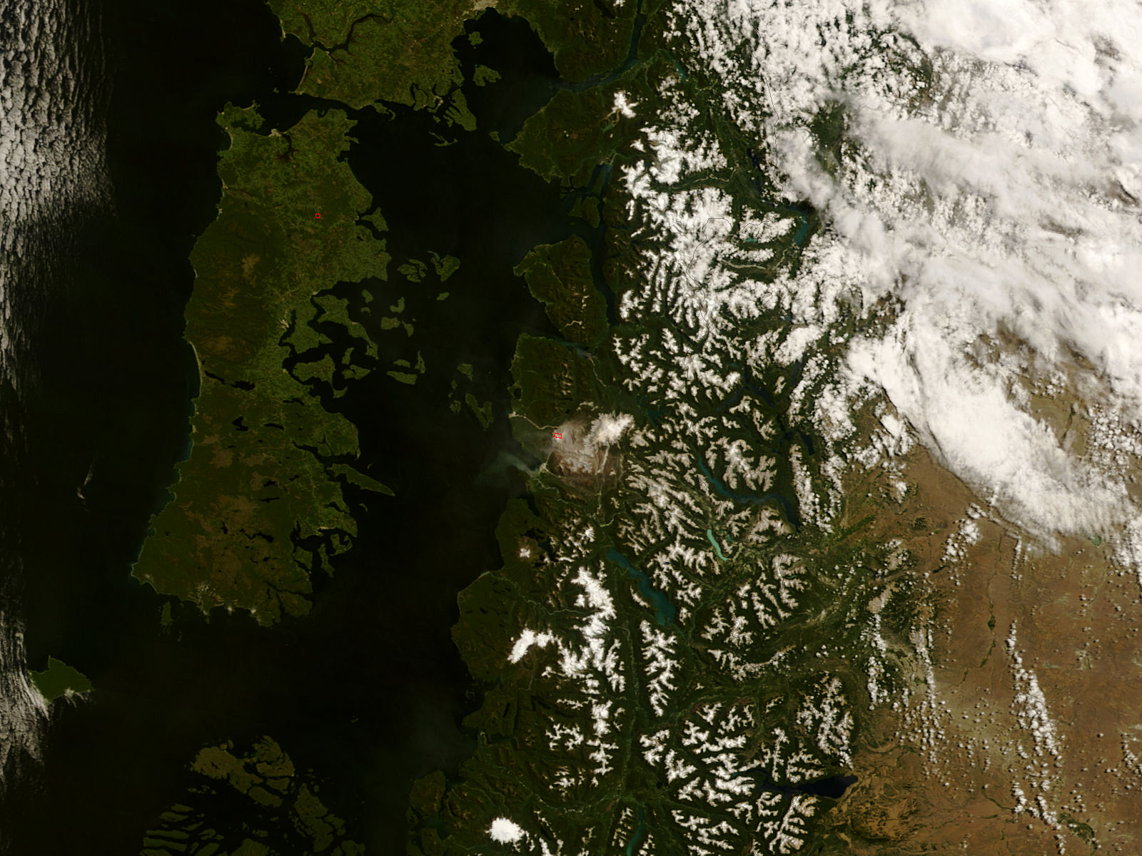 Chaiten volcano, Chile - related image preview
