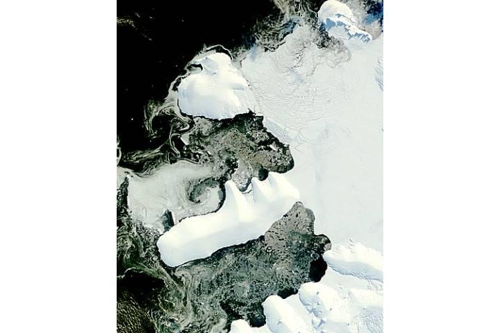 Wilkins Sound, Antarctica - selected image