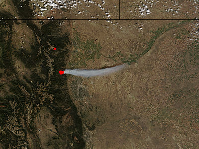 Four Mile Canyon Fire near Boulder, Colorado - related image preview