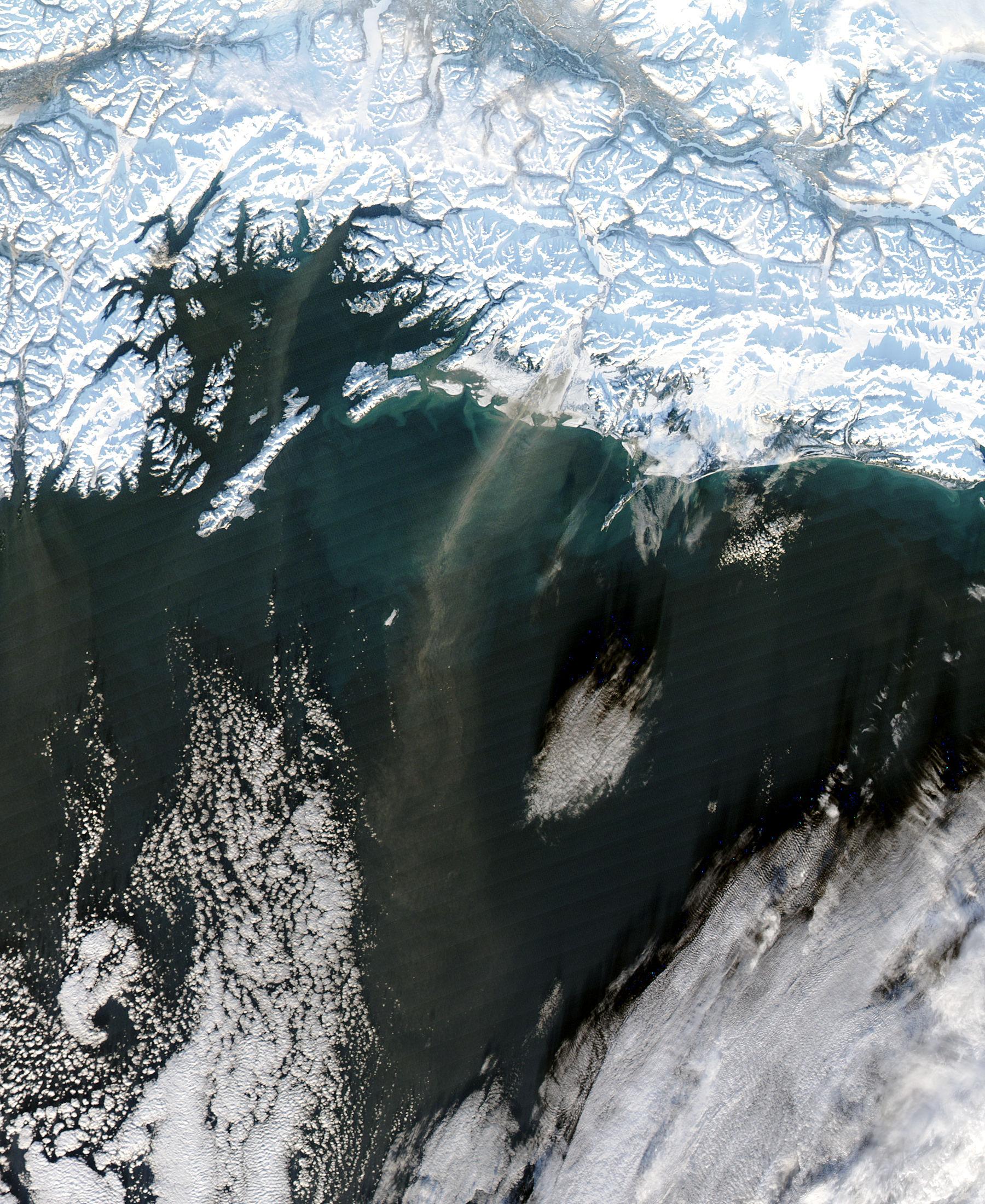 gulf of alaska - HD1800×2200