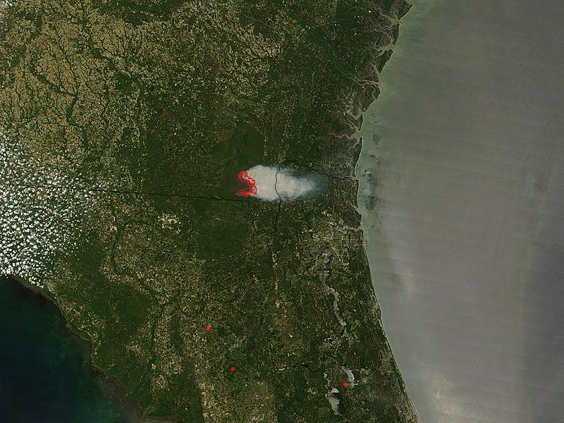 Honey Prairie Fire, Georgia - related image preview