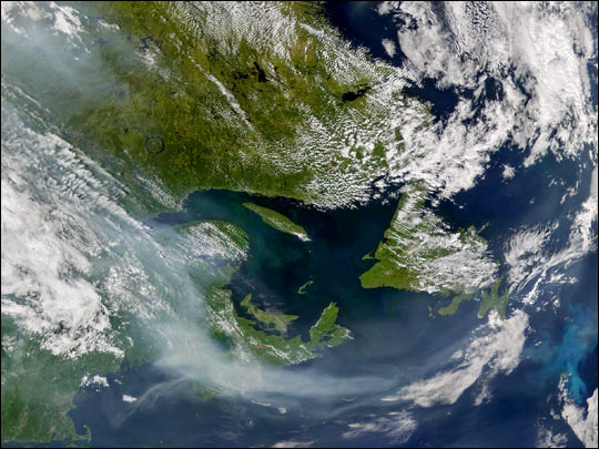 Smoke over the Maritimes - related image preview
