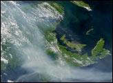 Smoke over the Maritimes - selected image