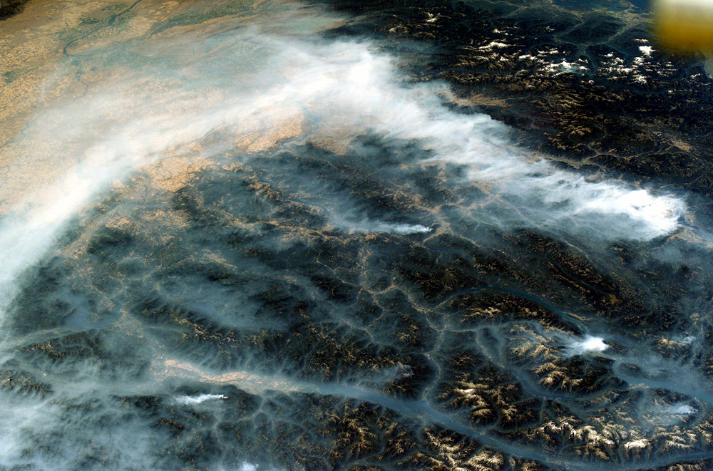 Fires in British Columbia - related image preview