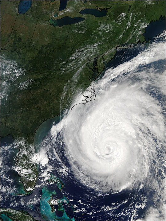 Hurricane Isabel