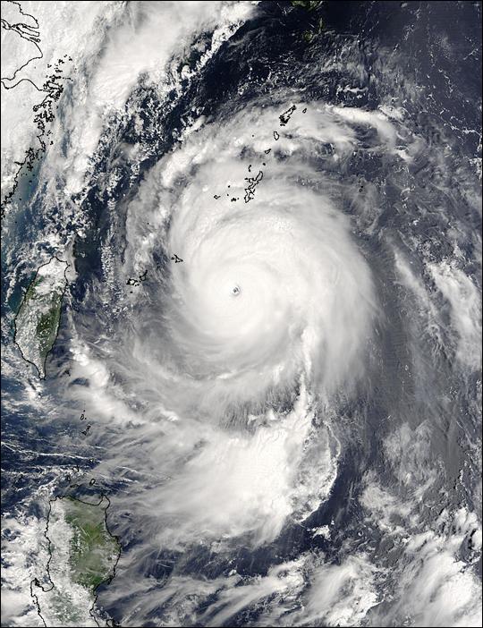 Super Typhoon Maemi
