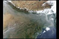 Agricultural Fires in Northern India
