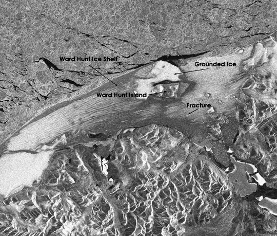 Ward Hunt Ice Shelf - related image preview