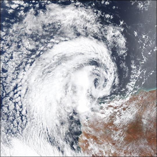 Tropical Cyclone Ken