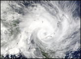 Tropical Cyclone Elita (09S)