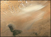 Dust Storms from Africa's Bodele Depression