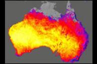 Intense Heat Blankets Southern Australia