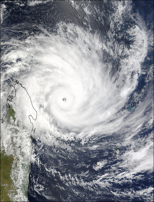 Tropical Cyclone Gafilo