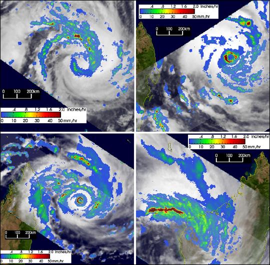Tropical Cyclone Gafilo