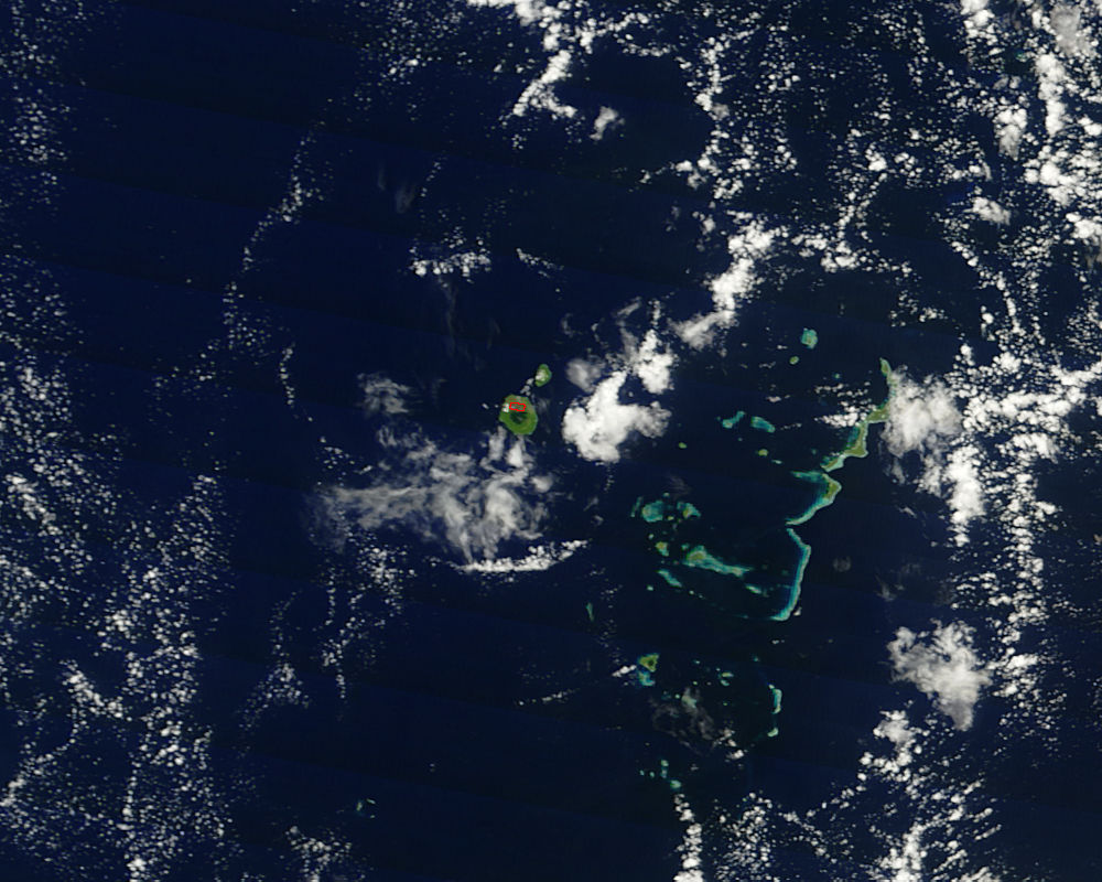 Tofua Volcano, Tonga Islands, South Pacific Ocean - related image preview