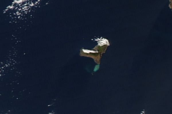 Submarine eruptions off El Hierro, Canary Islands - related image preview