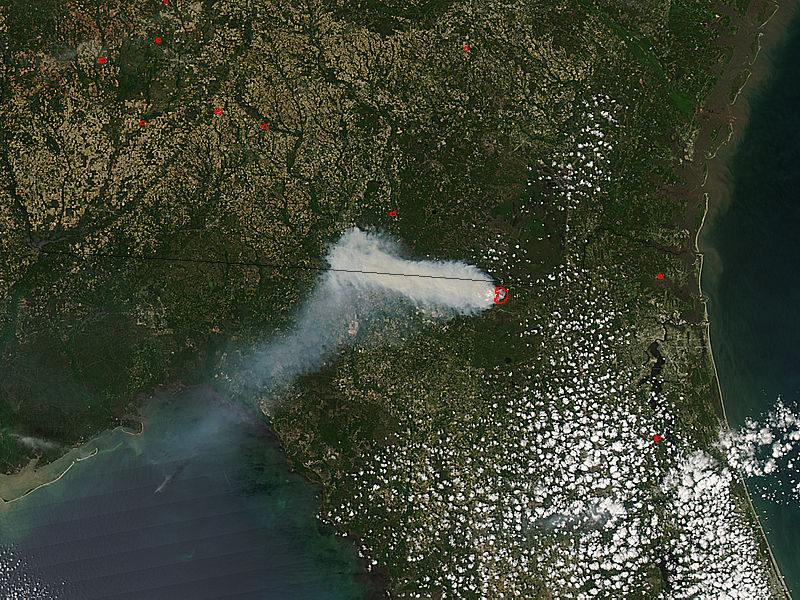 County Line Fire, northern Florida - related image preview