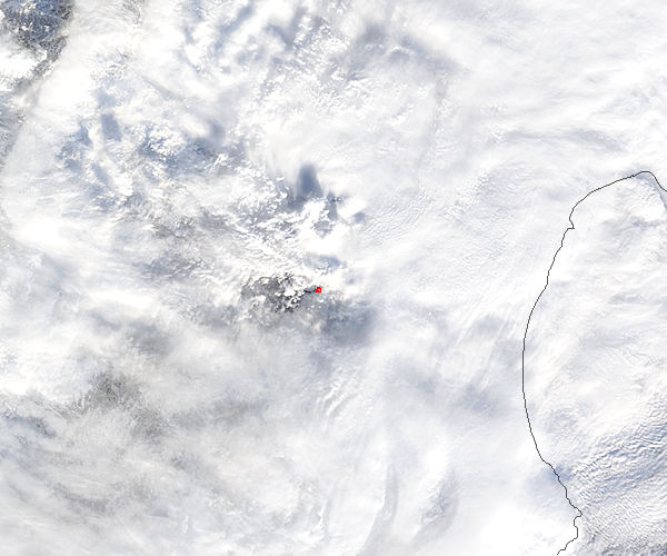 Eruption at Plosky Tolbachik, Kamchatka Peninsula, eastern Russia - related image preview