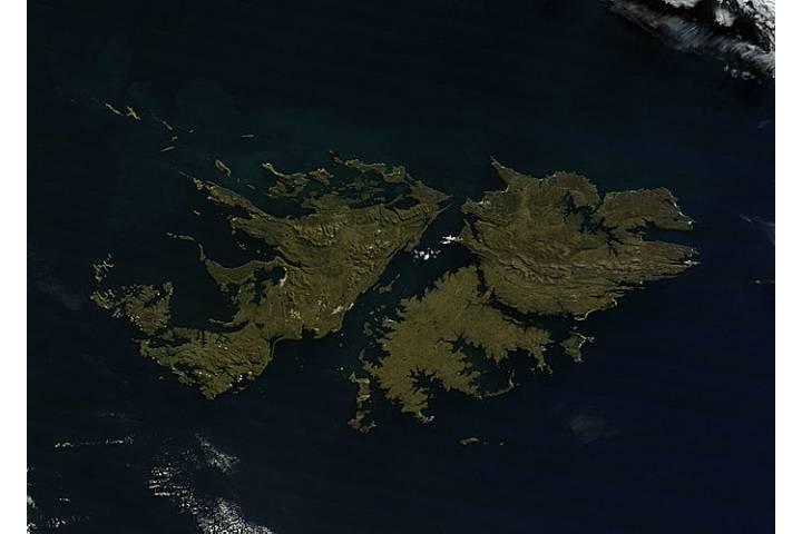 Falkland Islands - selected image