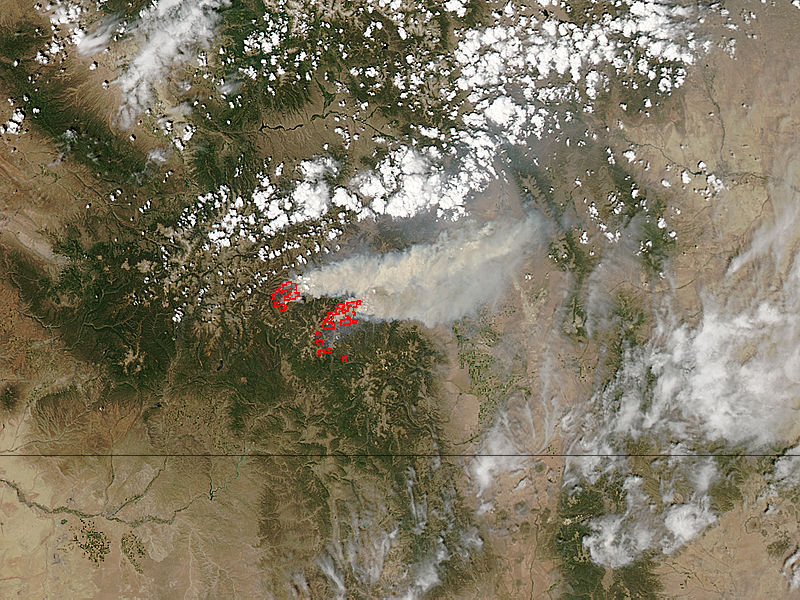 Fires in Colorado - related image preview