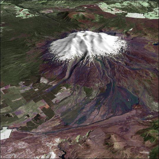 Mt. Ruapehu, New Zealand