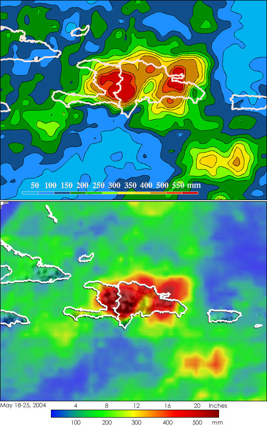 Severe Floods Sweep Across Haiti and the Dominican Republic
