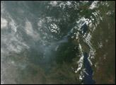 Congo Volcanoes erupt