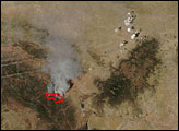 Sedgwick Fire in New Mexico