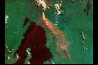 Nyiragongo Volcano Erupts
